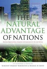 The Natural Advantage of Nations: Business Opportuniti