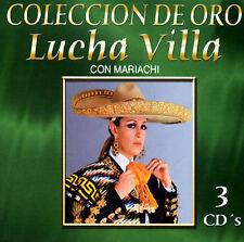 Lucha Villa Con Mariachi: Coleccion De Oro by Villa, Lucha