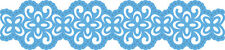 Marianne Creatables Die Cutting Stencil - Retro Border - LR0386 - New Out