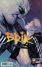 Brik #5 (Of 6) Comic Book 2016 - Oni Press