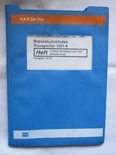 VW T4 Syncro Getriebe bis1997 Reparaturanleitung Reparaturhandbuch Reparaturbuch