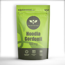 HOODIA GORDONII WEIGHT LOSS CAPSULES 180 X HIGH STRENGTH 10,000MG FREE P&P