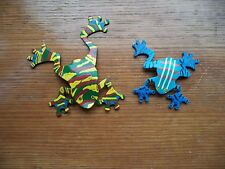Ganz Wall Decor Metal Frogs - One Pair
