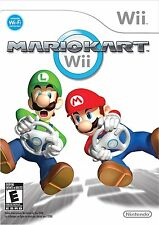 Mario Kart (Nintendo Wii ) NEW & FACTORY SEALED FREE SHIPPING