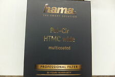 Hama Professional Filter POL Circular Polfiter  HTMC Wide 72mm