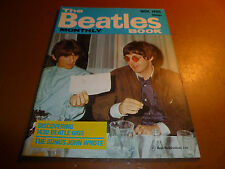 THE BEATLES BOOK MONTHLY MAGAZINE No. 115 Nov 1985 PAUL McCARTNEY JOHN LENNON