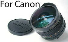 Zenitar 16 mm 2.8 MC FishEye 180° View Manual Lens Canon EOS Mount 5D 7D 40D T3