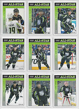 15-16 OPC Complete Your All-Star Glossy 45-Card Set