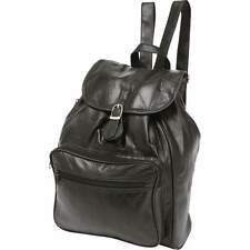 EMBASSYtm Genuine Lambskin Leather Backpack LULBP3