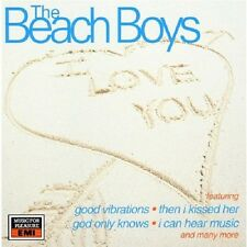 Beach Boys I Love You CD NEW SEALED Good Vibrations/Help Me Ronda/God Only Knows