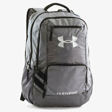 UNDER ARMOUR NEW Backpack Hustle II Grey Bag BNWT