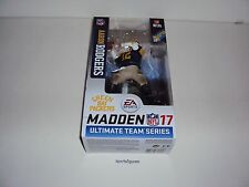 2016 McFarlane ESA Sports Madden NFL 17 Aaron Rodgers Green Bay Packers
