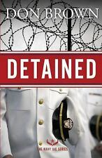 Detained (The Navy JAG)-ExLibrary