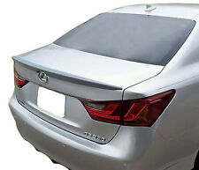 LEXUS GS350 / GS450 FLUSH MOUNT FACTORY STYLE LIP SPOILER 2013-2016