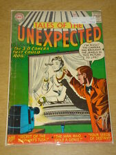 TALES OF THE UNEXPECTED #8 G/VG (3.0) DC COMICS DECEMBER 1956 **