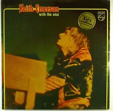 "2x 12"" LP - Keith Emerson - Keith Emerson With The Nice - A3979"