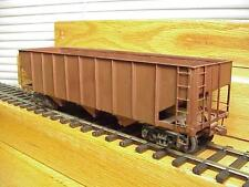 "Max Grey type 2-Rail O Gauge 10""L BRASS HOPPER VG+Deal!"