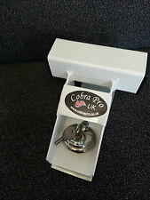 Garage Door Lock Heavy Duty Defender Security System White  (CPGL227)