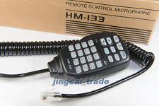 DTMF Mic for ICOM CAR RADIO IC-2720H IC-2725E IC-2820H IC-208H IC-E208 as HM-133