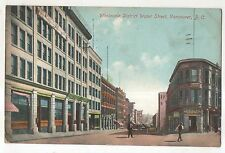 Wholesale District, Water Street, Vancouver British Columbia BC Canada Postcard