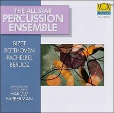 VARIOUS - The All Star Percussion Ensemble CD ** Like New / Mint RARE **