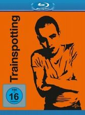 EWEN BREMNER,JONNY LEE MILLER EWAN MCGREGOR - TRAINSPOTTING  BLU-RAY NEU