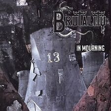 Brutality - In Mourning (South American Edition - deluxe digipack) W/ Bonus