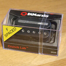 DiMarzio pickup crunchlab in Nero dp228f
