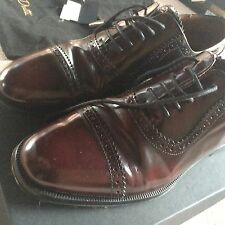 Scarpe Massimo Dutti Oxford Stringate Shoes no Zara