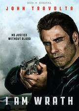 I AM WRATH (dvd, movie) Action, Drama, Rated R, Widescreen,