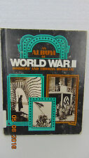 Album of World War II by Dorothy and Thomas Hoobler Hard Cover 96 Pages