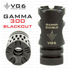 VG6 Precision Gamma 300BLK Muzzle Device APVG100003A