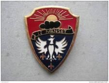 insigne de promotion EOR LTN MANSET