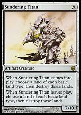 MTG SUNDERING TITAN EXC - EXC--/ROVINATO TITANO FRANTUMATORE - DST - MAGIC