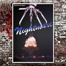 Movie Poster Nightmare - Size:70x100 CM