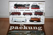 Piko H0 DR Set-Dampflok BR 41 1147-2 + 5 Güterwagen mit Licht/Top Zustand/OVP