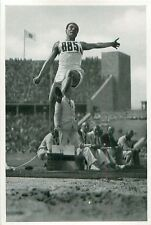 65. Erwin Huber Long jump Decathlon Germany OLYMPIC GAMES 1936 CARD