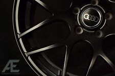 19-inch Audi S4 S5 S6 S8 TT TTS Wheels/Rims M310 Matte Black