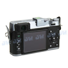 Hot Shoe Thumb Up Adapter W/ Bubble Level For Fujifilm FinePix X100 X100S SILVER
