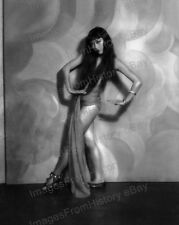 8x10 Print Anna May Wong Dance Across the Pacific 1927 by Clarence Bull #AMW4