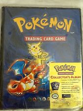 Pokemon Trading Card Collector's Album (1999) | Factory Sealed