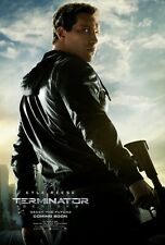 "The Terminator poster - Terminator Genisys poster (g)  11"" x 17"" Kyle Reese"