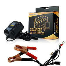 Battery Charger Car Portable Jump Starter Booster Jumper Box Power Bank 12V DC