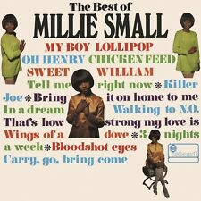 MILLIE SMALL - THE BEST OF MILLIE SMALL  2 CD NEU