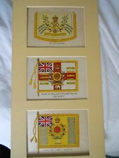BDV CIGARETTES. SILK CARDS: 13th HUSSARS; HIGHLAND INFANTRY;