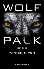 Wolf Pack of the Winisk River-ExLibrary