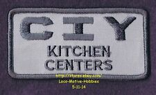 LMH PATCH Badge  CIY C.I.Y. KITCHEN CENTERS Inc Cabinets Design Cook It Yourself