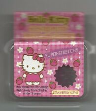 Sanrio Hello Kitty Eraser Scented Putty Eraser Glitter Strawberry Scent