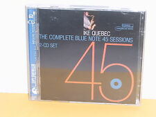 DOPPEL - CD - IKE QUEBEC - THE COMPLETE BLUE NOTE 45 SESSIONS