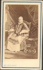 PHOTO CDV ECCLESIASTIQUE EVEQUE ? SUSSE FRERES PARIS